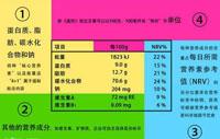 垃圾食品满天飞 教你1分钟读懂食品包装上的营养标签