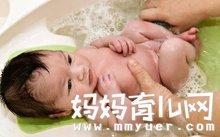 给婴儿洗澡的正确方式 麻麻你学会了吗?