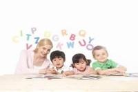 抓住宝宝学英语最佳时间 才是让孩子学好英语的第一关键