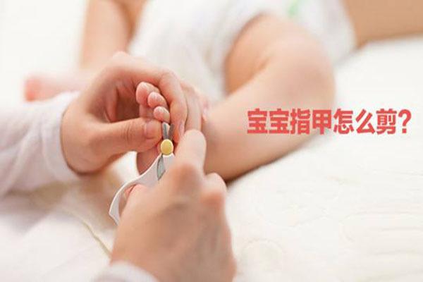 新生儿多大才能剪指甲是有讲究的 这个时间内最好不要剪