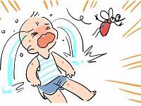 宝宝被蚊虫叮咬怎么办 教你5招护理方法